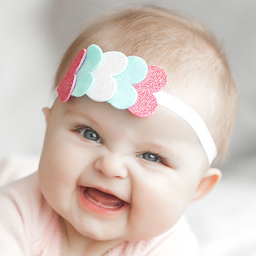 Cute litttle baby at a Preschool & Daycare Serving LaVergne, Nashville, And Murfreesboro, TN