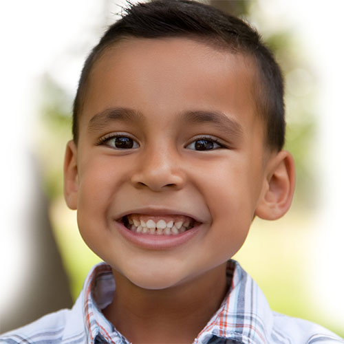 Young Hispanic Boy at a Preschool & Daycare Serving LaVergne, Nashville, And Murfreesboro, TN